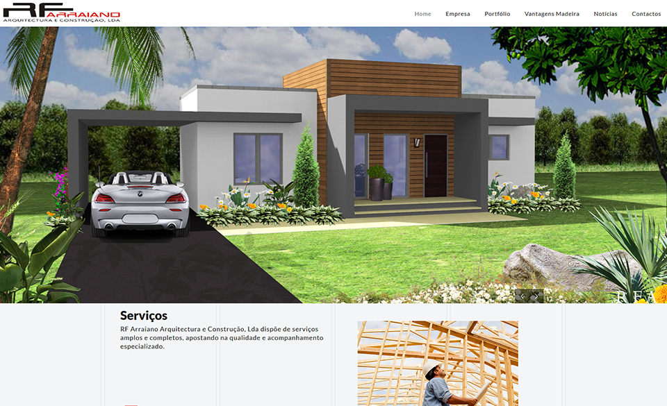 Arquitectura e Construção