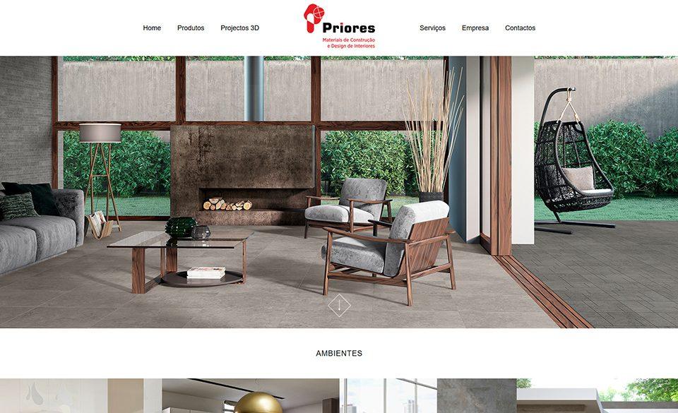materias de construção e design de interiores