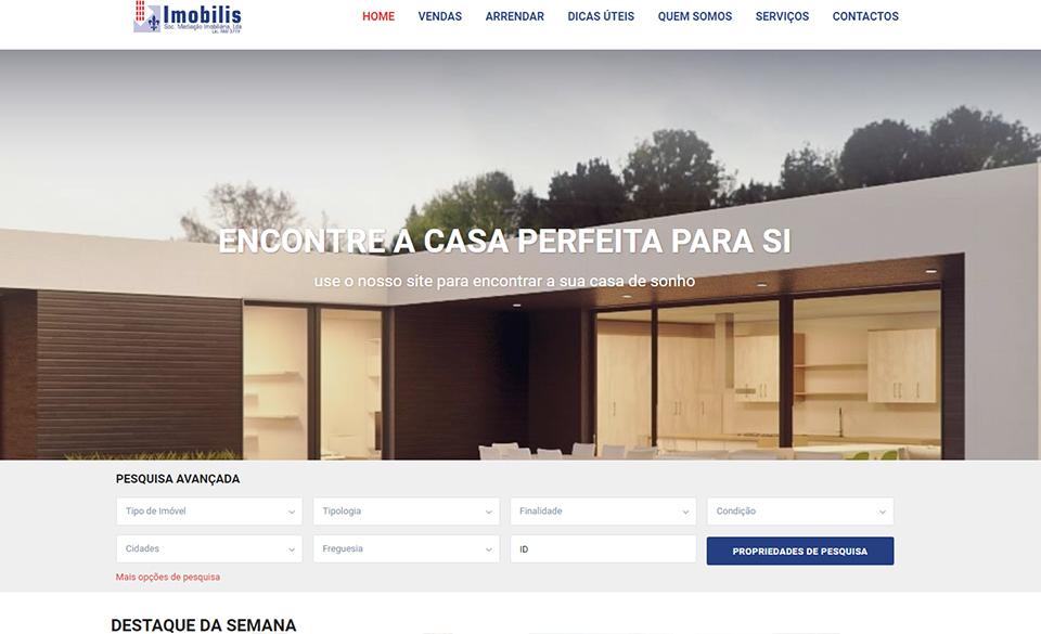 IMOBILIS – SOCIEDADE DE MEDIAÇÃO IMÓBILIÁRIA, LDA